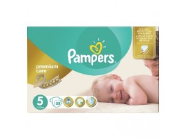 Подгузники Pampers premium care 5 Junior (11-18кг), 88шт