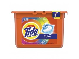 Капсулы для стирки Tide Color 15 x 24.8 г.