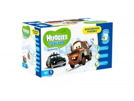 Трусики Huggies 5 Boy (13-17кг), 96 шт.